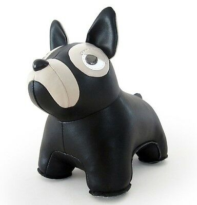 ZCBV0059-BLK: Zuny Classic Series French Bulldog Animal Bookend, BLACK