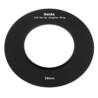 Haida 58mm Metal Adapter ring for 100 Series Filter Holde