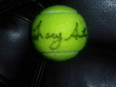 Tracy Austin Autographed Us Open Tennis Ball