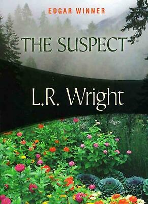 The Suspect by L.R. Wright (English) Paperback Book Free Shipping!