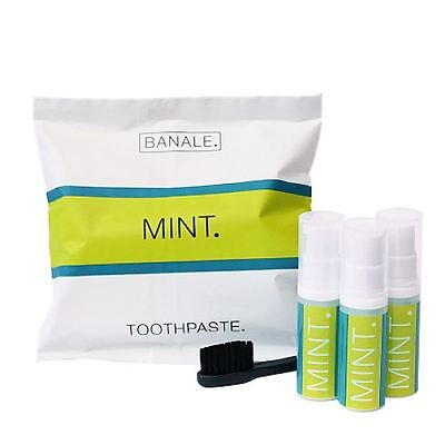 Refill Kit 3 x Mint Toothpaste By Banale