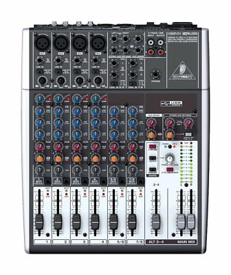 Behringer XENYX 1204USB 12-channel USB PA Mixer