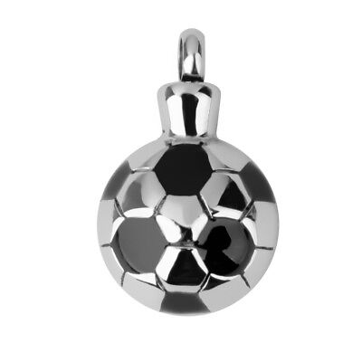 Memorial Cremation Jewellery Pendant Urn Keepsake for Ashes Necklace Silver