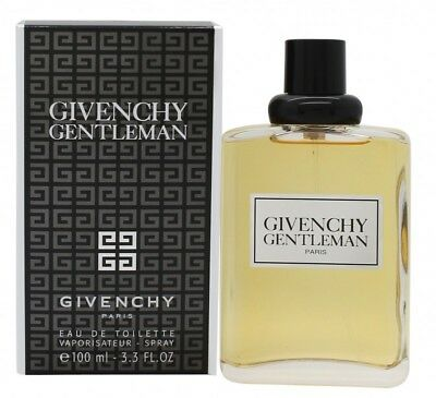 Givenchy Gentleman Eau De Toilette 100Ml Spray - Men's For Him. New