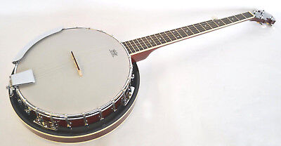 New Clearwater Standard G Bluegrass Banjo 5 String - Special Offer