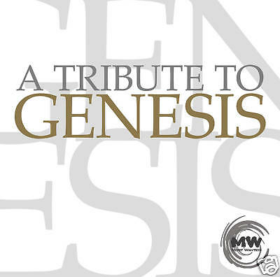 CD A Tribute to Genesis by Various Artists (CD)