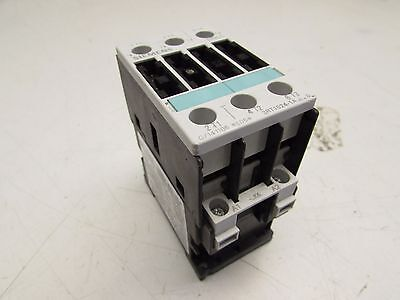 SIEMENS SIRIUS 3RT2026-1BB44-3MA0 35A 600V CONTACTOR NICE USED TAKEOUT M//OFFER!!