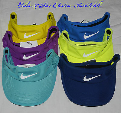 Nike Women's Featherlight Tennis Visor **size/color choices available