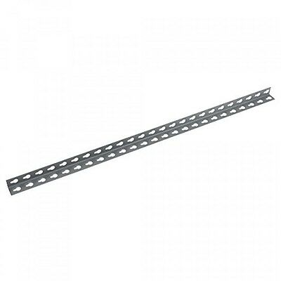 """Edsal Manufacturing UPT3602SG Edsal Steel Post for CR3618 and CR4824, 36"""", Gray"""