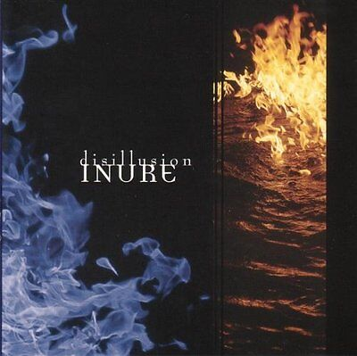 INURE Disillusion LIMITED CD 2006