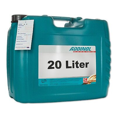 20 (1x20) Liter ADDINOL ATF XN Plus synth. High-Performance Automatikgetriebeöl