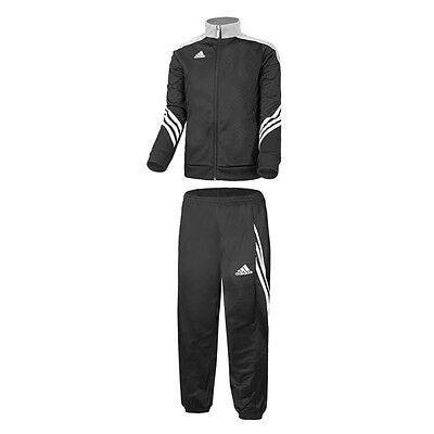 Adidas Sereno 14 Polyester Suit Childrens Suit Black F49707 Football