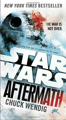 NEW Star Wars : Aftermath By Chuck Wendig Paperback Free Shipping