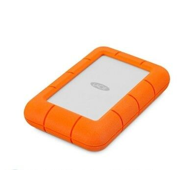 LaCie 1TB Rugged Mini USB 3.0 Portable Hard Drive 301558
