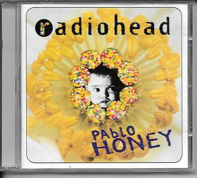 Cd Album 12 Titres--Radiohead--Pablo Honey--1993 (Creep)