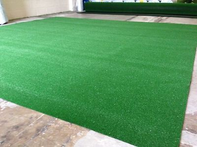4m x 8m Preston 6mm Artificial Grass 13ft 1 x 26ft 3 Garden Fake Turf Lawn Astro