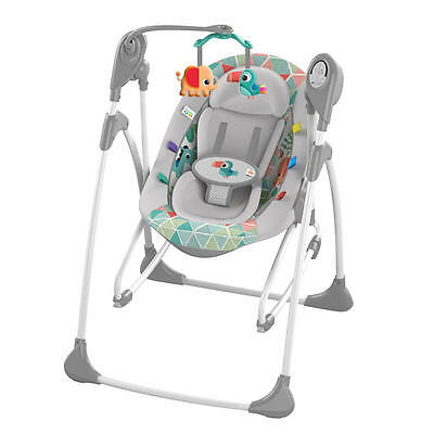 Bright Starts Rock And Swing 2-in-1 - Toucan Tango