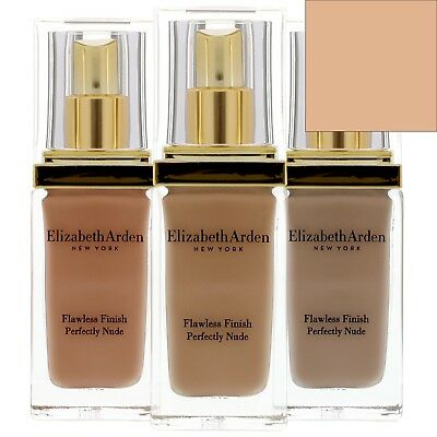 Elizabeth Arden Flawless Finish Perfectly Nude Makeup SPF15 Buff 30ml