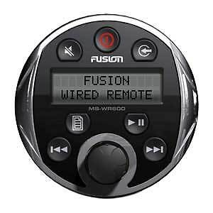 Boat Stereo Marine  Wired Remote Control for 600 Series