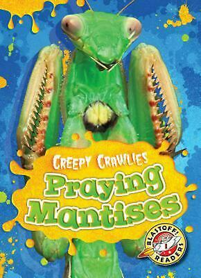Praying Mantises by Megan Borgert-Spaniol (English) Hardcover Book Free Shipping
