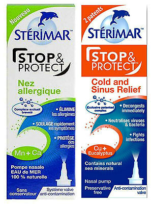 Sterimar Stop And Protect 20ml