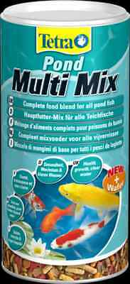 Tetra Pond Tetrapond Multimix Multi Mix Lt.4 Laghetto