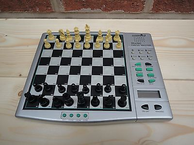 Krypton Talking Chess Master Game Fully working