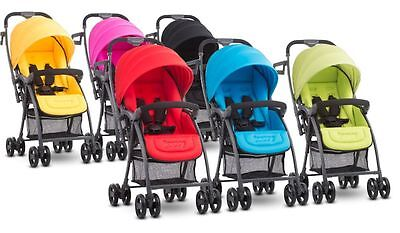 Joovy Balloon Ultra Lightweight Full Featured Baby Stroller 6 COLOR CHOICE NEW