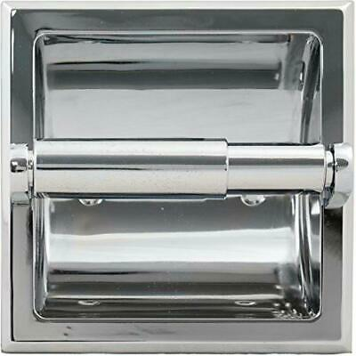 Polished Chrome Recessed Toilet Paper Holder High Quality