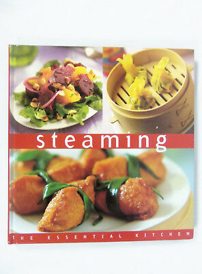 Steaming : Great Flavours, Healthy Meals by Brigid Treloar (2001, Hardcover)