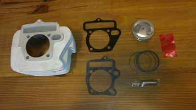 hmparts LIFAN Tuning Ceramic Cylinder Kit by 125 CCM on 141 CCM, 57/13mm