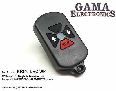 Additional remote control for PB3-REMOTE GAMA Electronics Overhead Door Control