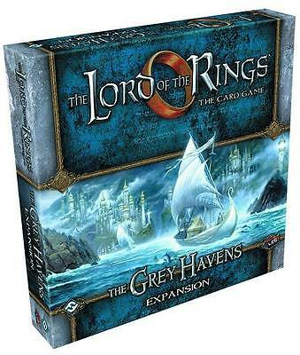 LORD OF THE RINGS THE GREY HAVENS EXPANSION NEW IN PACKAGE #sapr16-52