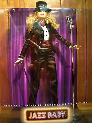 Jazz Diva Mistress Of Ceremonies Barbie *new*