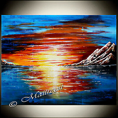 Modern Abstract 100% hand-painted Art Oil Painting Wall Decor canvas (FRAMED)