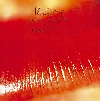 The Cure - Kiss Me Kiss Me Kiss Me [New CD] Bonus Tracks, Deluxe Edition, Rmst