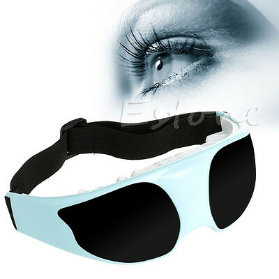 Health Electrical Eye Magnetic Alleviate Fatigue Care Relax Massager Forehead