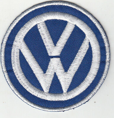 Vw Volkswagen Embroidered Patch