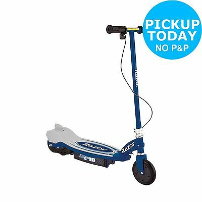 Razor E90 Electric Scooter - Blue. From the Official Argos Shop on ebay