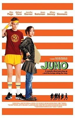 Juno Poster 11 X 17