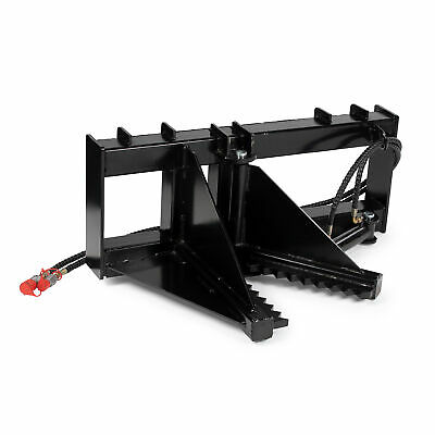 Tree Fence Post Puller Skid Steer Attachment Quick Attach Bobcat Kubota Case