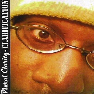 Plural Clarity - Clarification [New CD] Duplicated CD