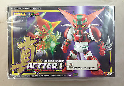 Alloy Shin Getter 1 Deformed - Fewture Es Gokin Action Toys Nuovo *[A Roma]*