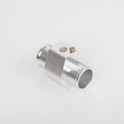 Aluminum Water temperature sensor Adapter for hoses with 28mm Interior