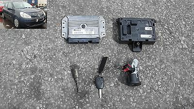 immobiliser ecu kit 8200504593 renault clio 1.4 mk3 ys06phv 05-13 sheffield