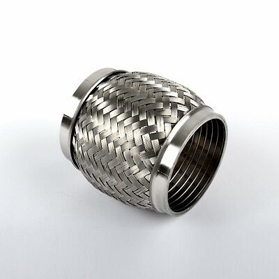 """Flexi pipe 3,5""""/ 88,9mm Length 100mm with Interlock"""