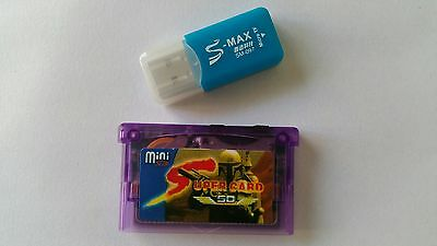 ES-Supercard Mini SD Adapter for GBA GBASP GBA Flash card GBA Cartridge