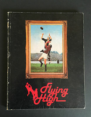 AFL 1983 Flying High Book History of the Essendon Football Club  - Free Postage