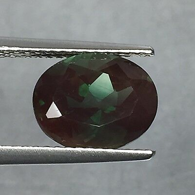 2.93 Cts Feldspar/andesine! Oval Cut Natural Sparkling Gem Piece!