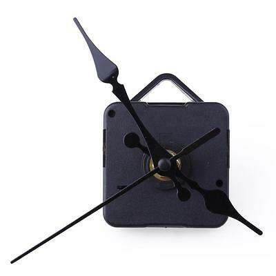 Clock Movement Mechanism with Black Hour Parts